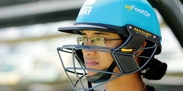 What You Need To Know About Smriti Mandhana, Indian Cricket's Rising