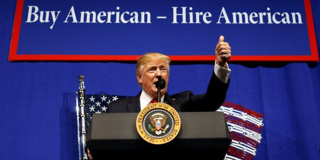 Trump Orders Review Of H1B Visa Programme, Indian Companies Likely To Be Hit By