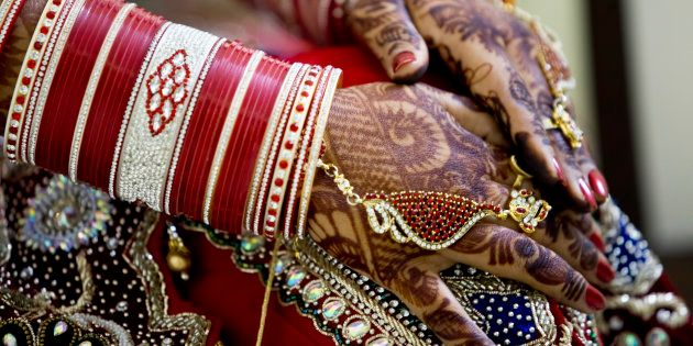 A Dalit Bride In Rajasthan Broke Social Norms By Riding A Horse To Her Own