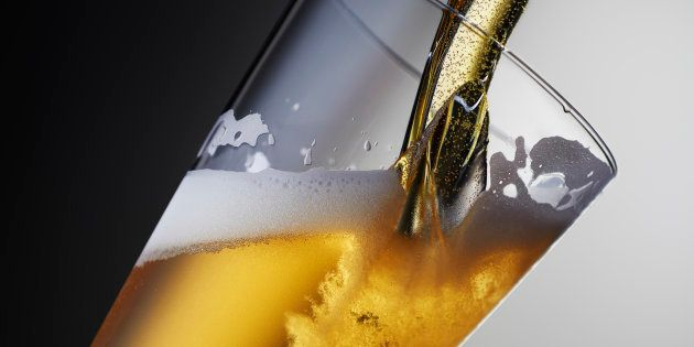 Andhra Pradesh's Excise Minister Says He Can Prove That Beer Is A 'Health