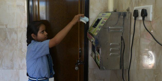 UGC Asks Universities To Install Sanitary Napkin