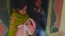 Born On The 'Historic' Day, Chhattisgarh Parents Name Baby Girl