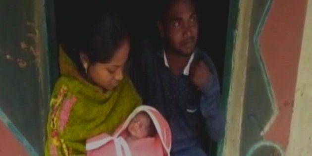Born On The 'Historic' Day, Chhattisgarh Parents Name Baby Girl