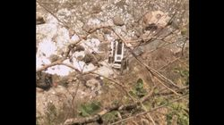 43 Killed As Bus Falls Into River Tons In Himachal