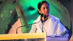 West Bengal CM Mamata Banerjee Goes To Jagannath Temple For 'Darshan' Amidst Tight