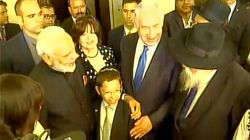 Modi Meets Moshe Holtzberg, The Boy Who Survived The 26/11 Terror Attacks On Mumbai's Nariman