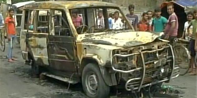 Section 144 Imposed In West Bengal's Basirhat Area After Violent Clashes Over Facebook