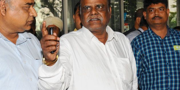 Making An Example Of Justice CS Karnan, SC Judges Demand Review Of Collegium