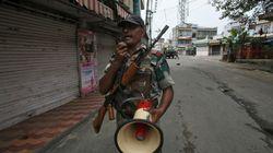 Complete Internet Shut Down In J&K Ahead Of Burhan Wani's First Death