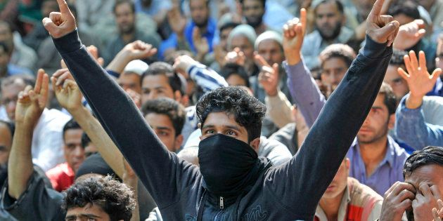 A Year After Burhan Wani's Death, Is Militancy Spreading Its Wings In
