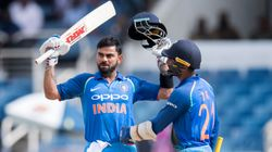 Virat Kohli Leads India To 3-1 Series Win Over West