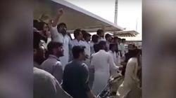 Watch: Mob That Killed Pakistan Student Mashal Khan For Alleged Blasphemy Celebrates His