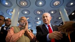 Why Modi's Israel Visit Signals The Dawn Of A New