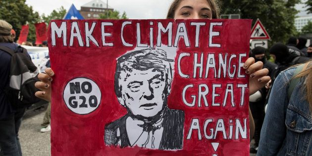 At G20 Summit, US Remains Isolated On Climate
