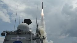 Indian Navy Successfully Test-Fires BrahMos Supersonic Cruise Land Attack
