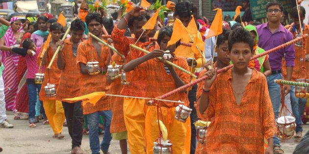No Vulgar Songs During Kanwar Yatra, Yogi Adityanath Appeals To