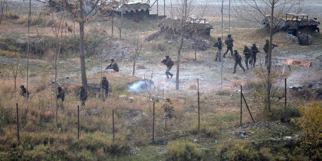 Two Terrorists Killed In Encounter In Jammu & Kashmir's Budgam