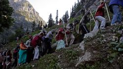 Bodies Of Victims Of Amarnath Yatra Airlifted To