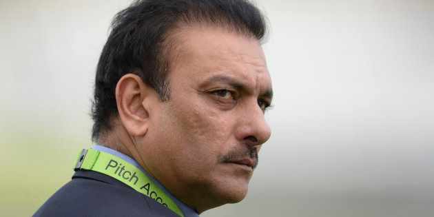 Ravi Shastri Appointed As New Head Coach Of Indian Men's Cricket