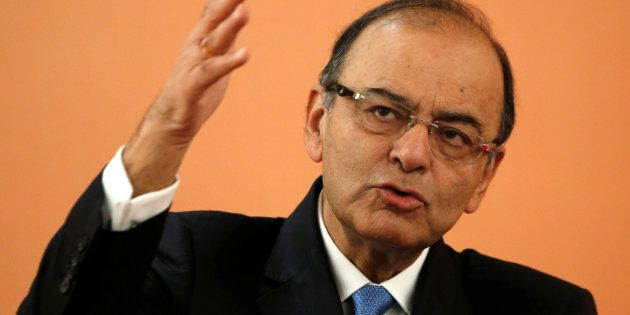 Finance Minister Arun Jaitley Raises H-1B Visa Issue With US