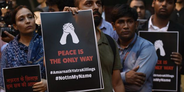 The Morning Wrap: United On Amarnath; SC Stays Govt Order On Cow
