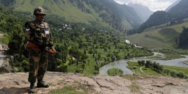 Three Militants Killed In Encounter In J&K's Budgam