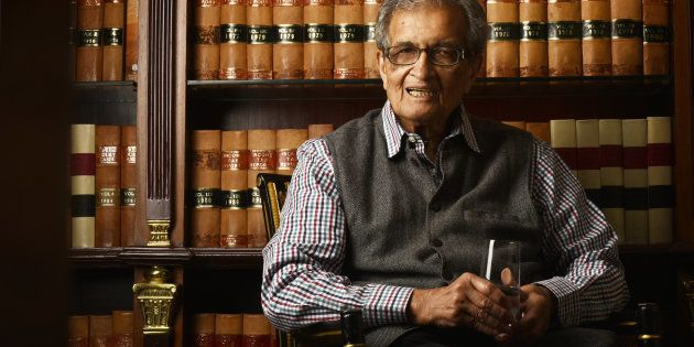 CBFC Wants To Beep Out 'Cow', Among Other Words, From Amartya Sen