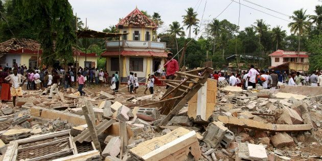 Kerala Temple Fire Tragedy: Supreme Court Reinstates DGP TP Senkumar, Setback For