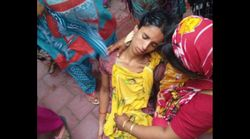 Protests In Noida After Help Says She Was Beaten Up By Employer After Being Accused Of