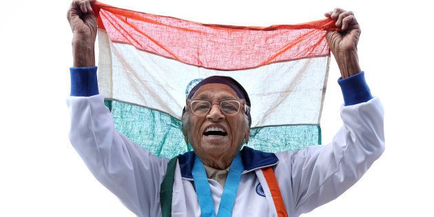 At Age 101, This Great-Grandma From Chandigarh Wins 100-Metre Gold In New Zealand