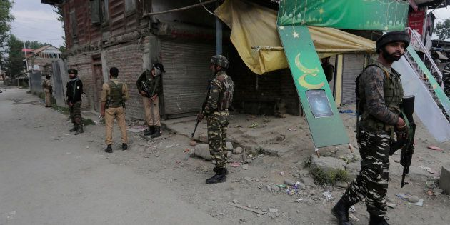 'Highest Alert' Sounded In J&K After Attack On Amarnath Pilgrims That Killed