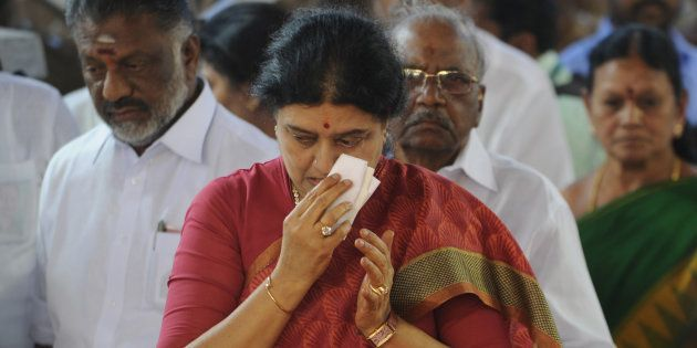 VK Sasikala Paid ₹2 Cr Bribe To Get VIP Treatment In Jail, Says Prison