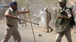 Sec-144 Imposed In 4 Districts Of Rajasthan After Violent Protest Over Gangster Anandpal's