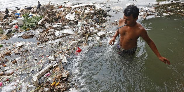 NGT Declares 100 Metres From Edge Of Ganga As 'No-Development