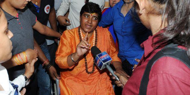 Bombay HC Grants Bail To Sadhvi Pragya Thakur In 2008 Malegaon Blast