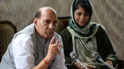 Mehbooba Mufti Meets Rajnath Singh To Discuss Kashmir, And Blames China For The First