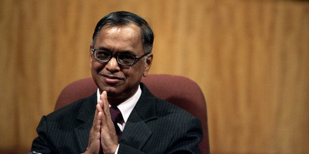 Narayan Murthy Says He Regrets Quitting As Infosys