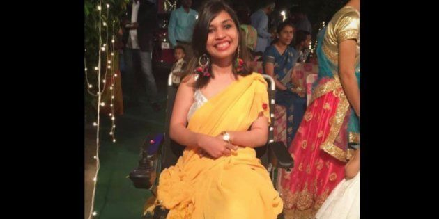 After Terrible Experience With Uber, Delhi Woman Starts A Conversation About Wheelchair-Friendly