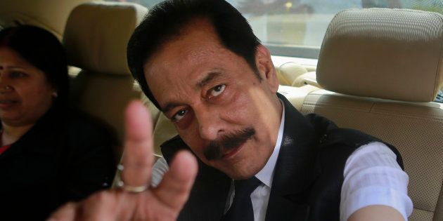 Pay ₹1500 Crore By June Or Go To Jail, SC Warns Sahara Chief Subrata