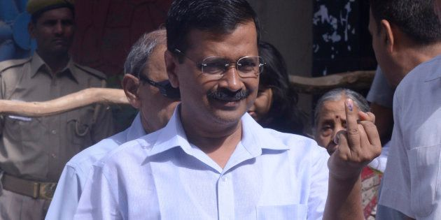 After MCD Poll Drubbing, Arvind Kejriwal Makes AAP Councillors 'Swear To God' That They Won't 'Betray'