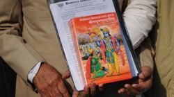 Will The Bhagwad Gita Be Taught In Schools? Govt Says It's For The States To