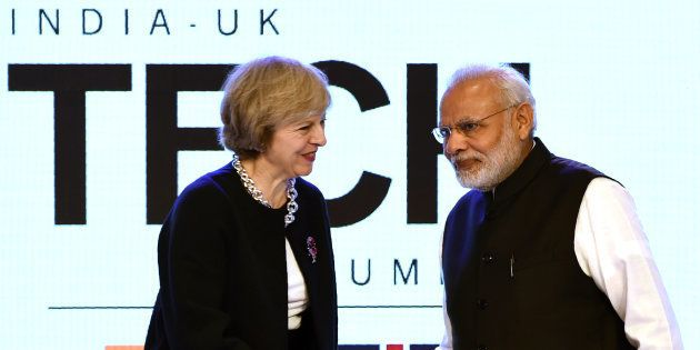 'Make In India' To Be Key Sector Of Bilateral Engagement, Says PM Modi At India-UK Tech