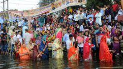 Seven Children Drown During Chhath Puja Rituals In