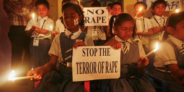 Gangraped And Trafficked, Speech-Impaired Teenager Writes Down Her Story For UP