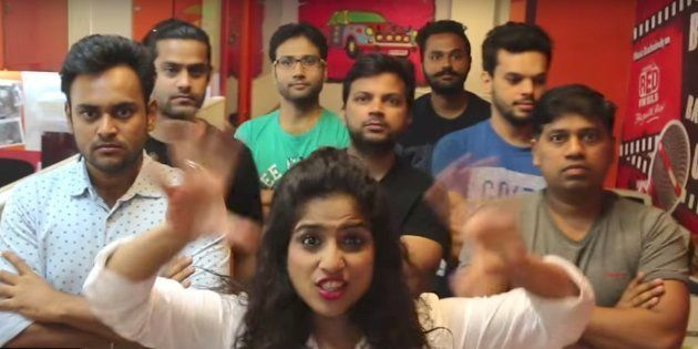 Now BMC Visits RJ Malishka's Home To Search For Illegal
