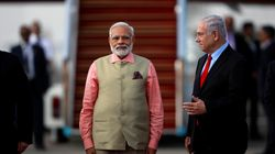 Netanyahu Was Accidentally Caught Talking About Modi In An Open Mic, Here's What He