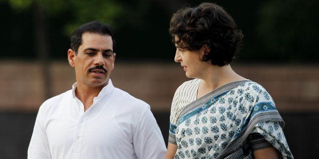 Priyanka Gandhi Says No Relationship With Husband Robert Vadra's
