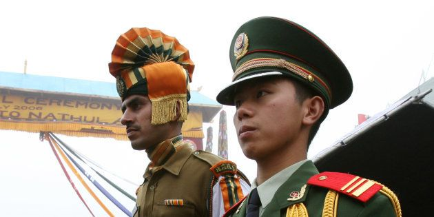 US Ditches China In Its Border Standoff With India In