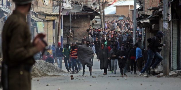 Will Ask Govt To Stop Using Pellet Guns If There Is No Stone Throwing In Jammu & Kashmir, SC Tells...