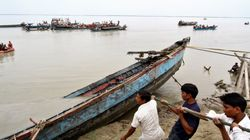 13 Dead, Four Missing After Dinghy Capsizes In Andhra